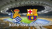 مباراة برشلونة وريال سوسيداد بث مباشر  بتاريخ 21-03-2021 الدوري الاسباني