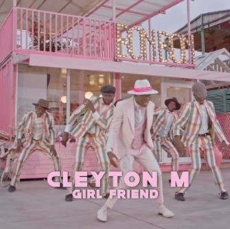Cleyton M - Girl Friend (Afro House) [Download]