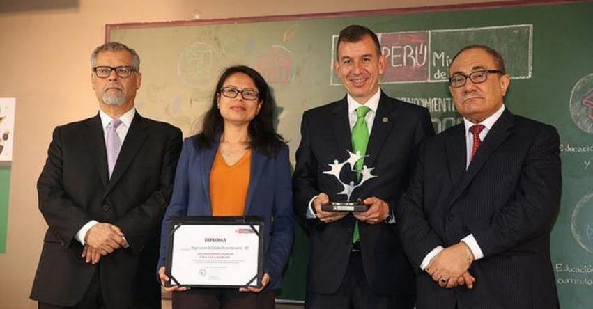 Aliados por la Educación invitan a empresas a apoyar políticas educativas del MINEDU - www.minedu.gob.pe
