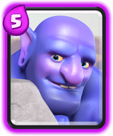 Carta Lançador de Clash Royale - Cards Wiki