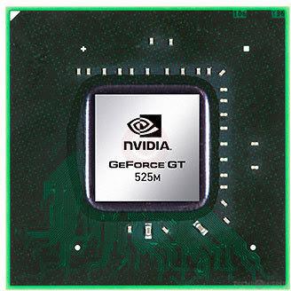 Nvidia GeForce GT 525M(ノートブック)ドライバーのダウンロード