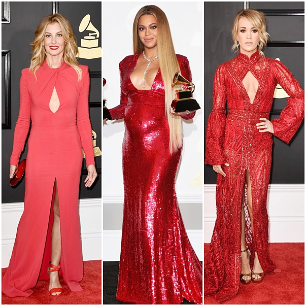 looks grammy 2017