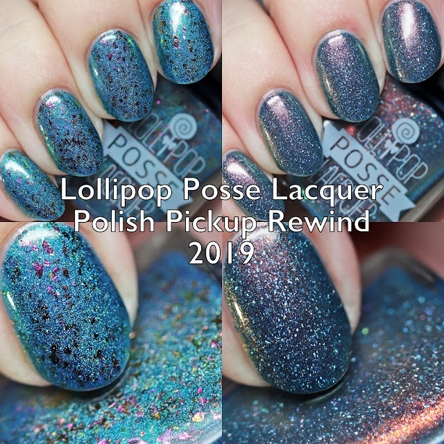 Lollipop Posse Lacquer Polish Pickup Rewind 2019