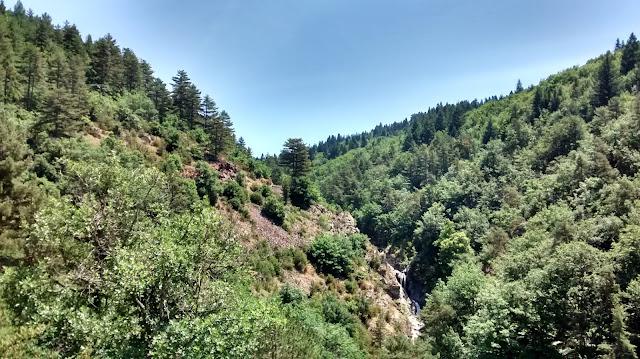 Climb to Camprieu