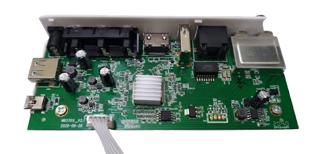 Solid HDS2-6312PRO Set-Top Box Motherboard Card