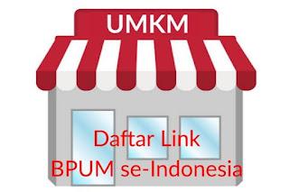 Semua Link untuk Mendaftar BPUM Terbaru 2021