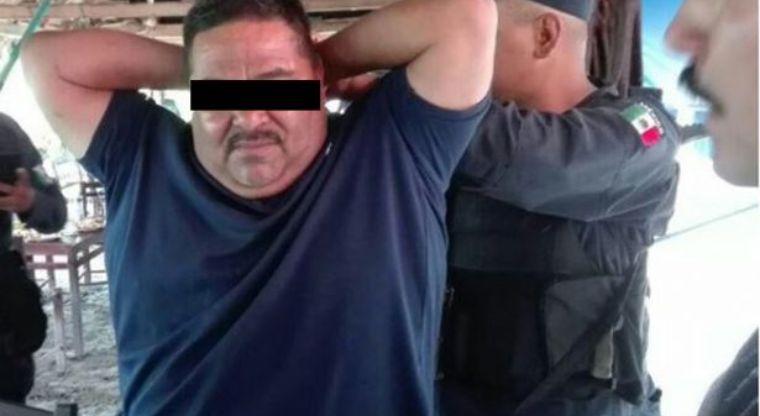 """Detienen a """"El Chanda"""" en Michoacán, brazo de Los H3"""