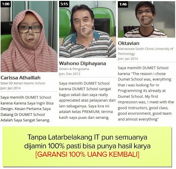 Paket Kursus SEO Murah dan Internet Marketing Indonesia Terbaik di Jakarta