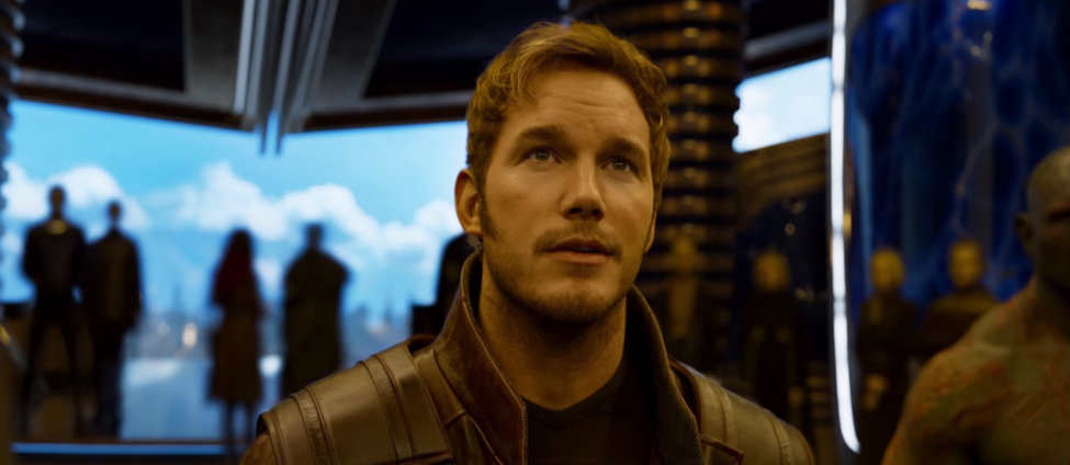 Chris Pratt reprises his role as Star-Lord in the Marvel Cinematic Universe in Guardians of the Galaxy Vol. 2 (2017), Avengers: Infinity War (2018) and Avengers: Endgame (2019).