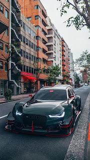 Audi Car Mobile HD Wallpaper