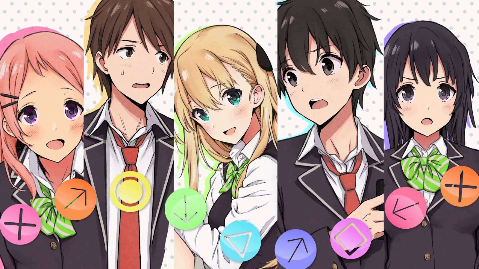 Sinopsis Anime GAMERS 2017