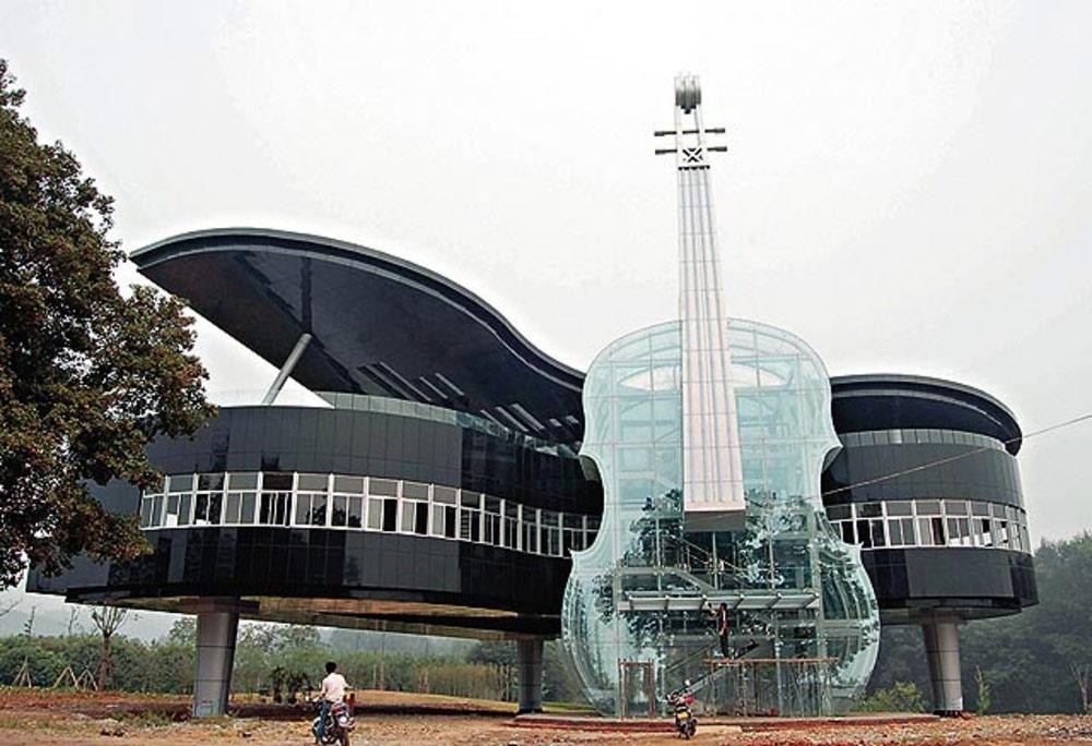 Piano house foto