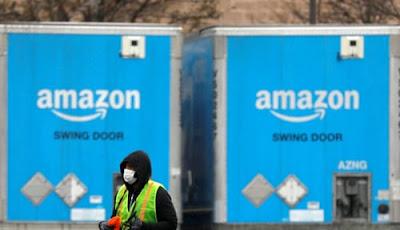 Amazon tries to check employees to avoid corona