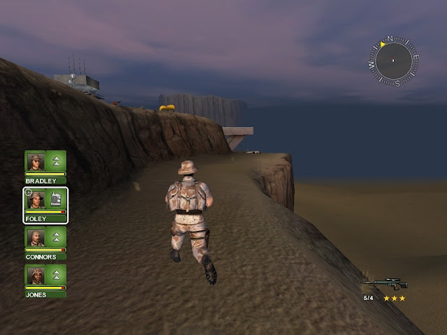 Conflict Desert Storm PC Download Free Gameplay 1