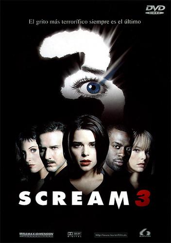 Scream 3 (2000) [BRrip 1080p] [Latino] [Terror]