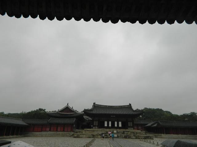 The Changgyeonggung at Seoul