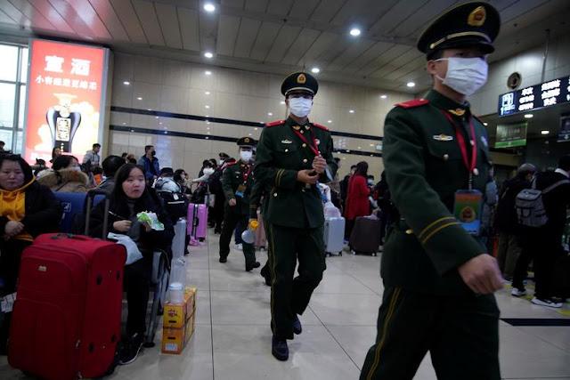 Bahaya Virus Corona, Imigrasi Catat Ada 1.685 WNA China di Bekasi