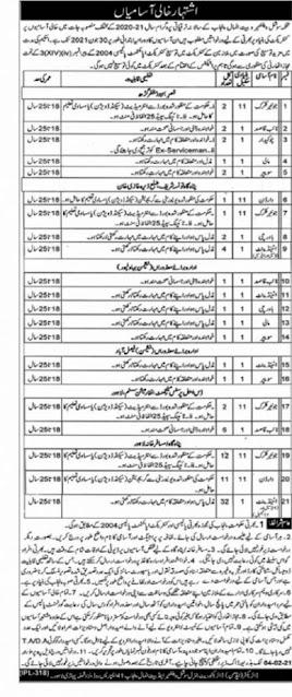 social-welfare-and-bait-ul-maal-punjab-jobs-2021-advertisement