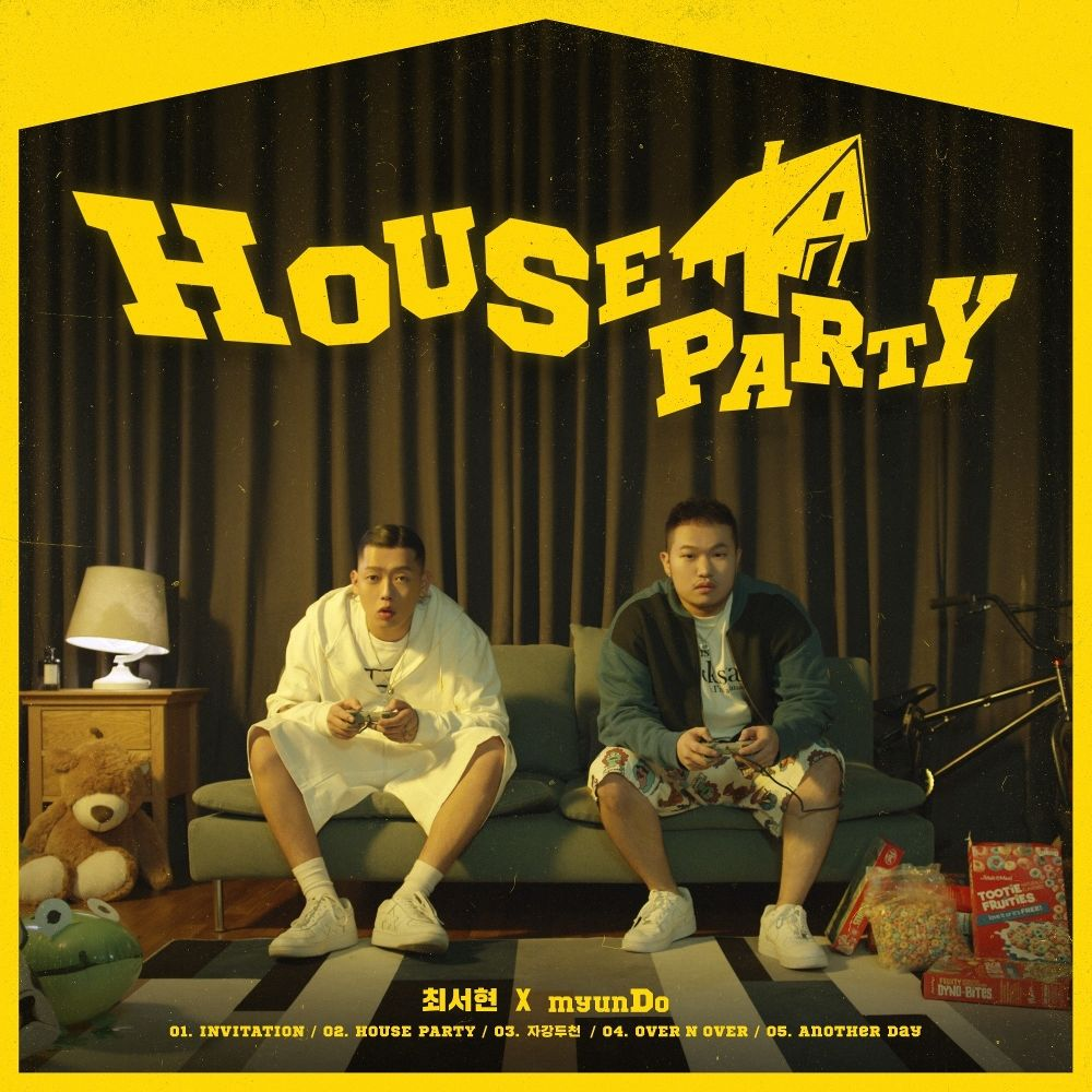 myunDo, DooYoung – HOUSE PARTY – EP