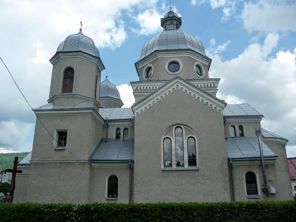 Сколе. Церква Різдва Пресвятої Богородиці. УГКЦ. 1895