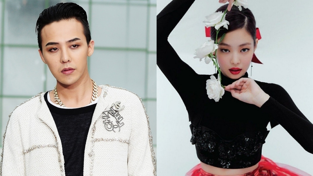 BIGBANG's G-Dragon and BLACKPINK's Jennie Reportedly Dating!