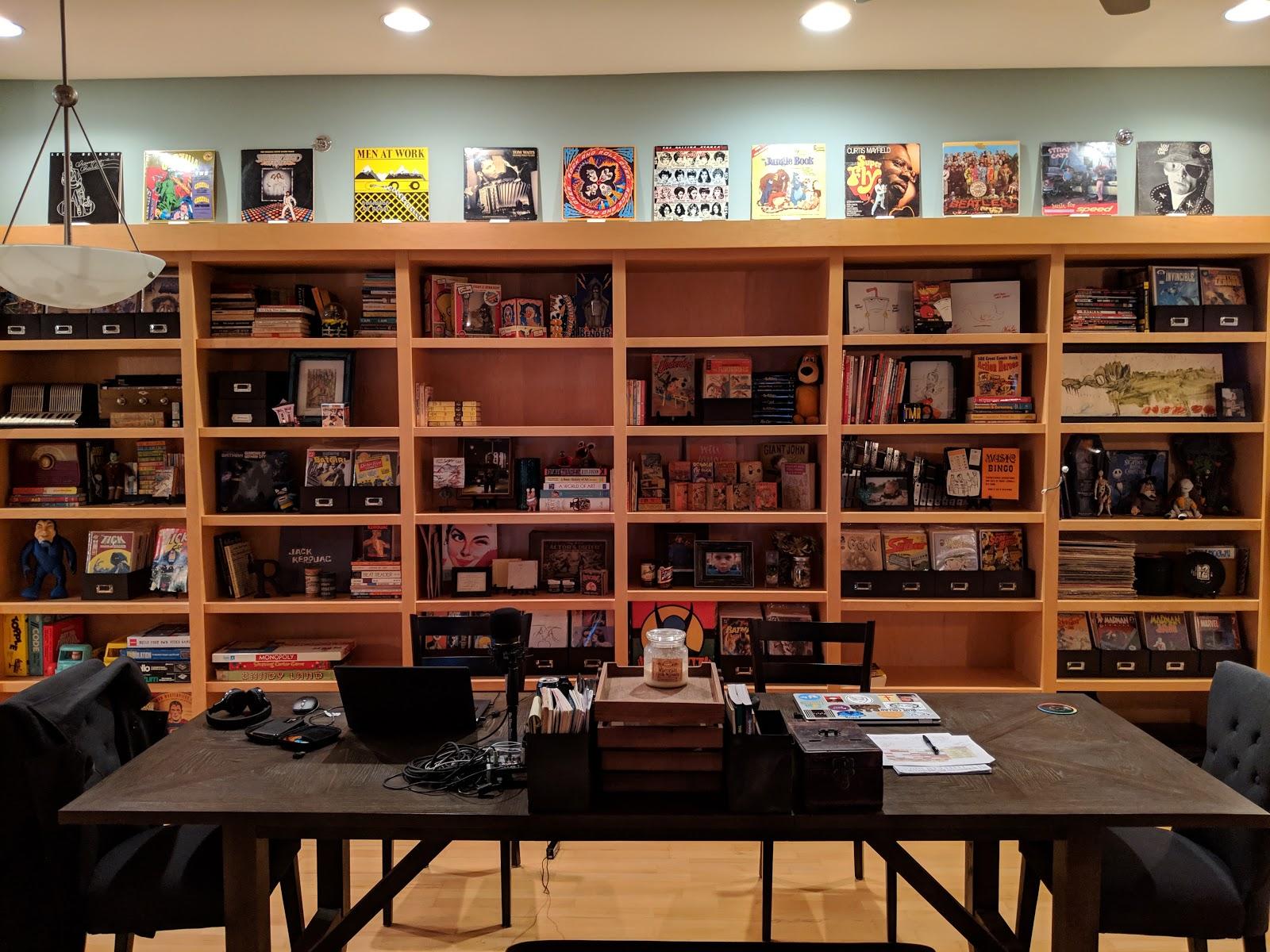 display shelves image