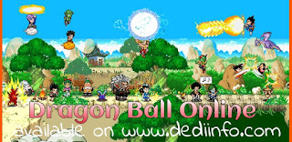 Télécharger dragon ball online indonaga