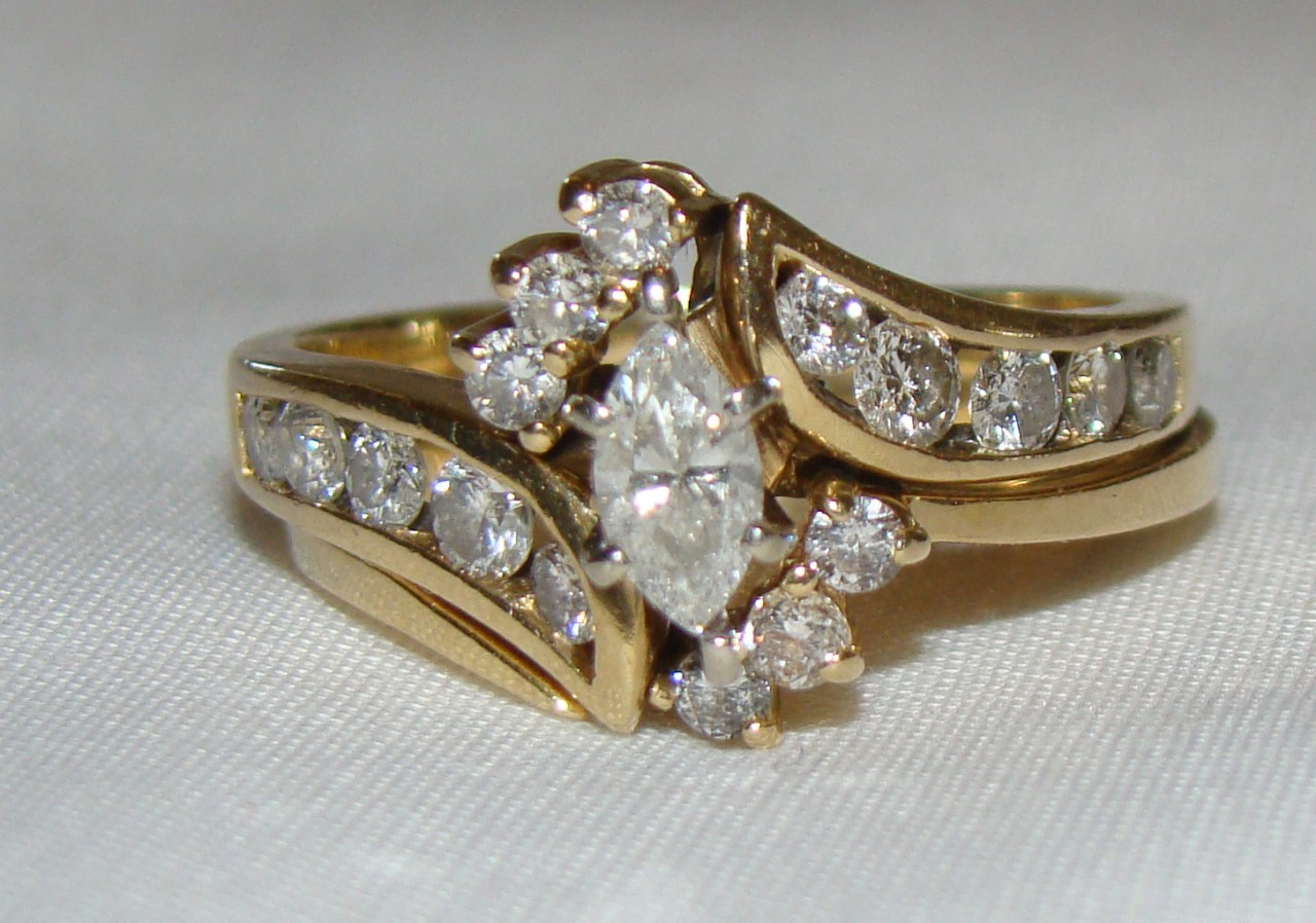 Wedding Band Sets For Her 22 Ideal New Wedding Rings For