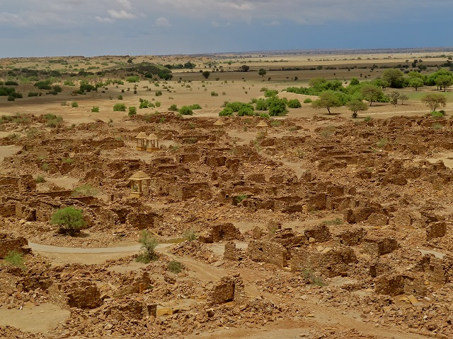 Paliwal Villages in Jaisalmer