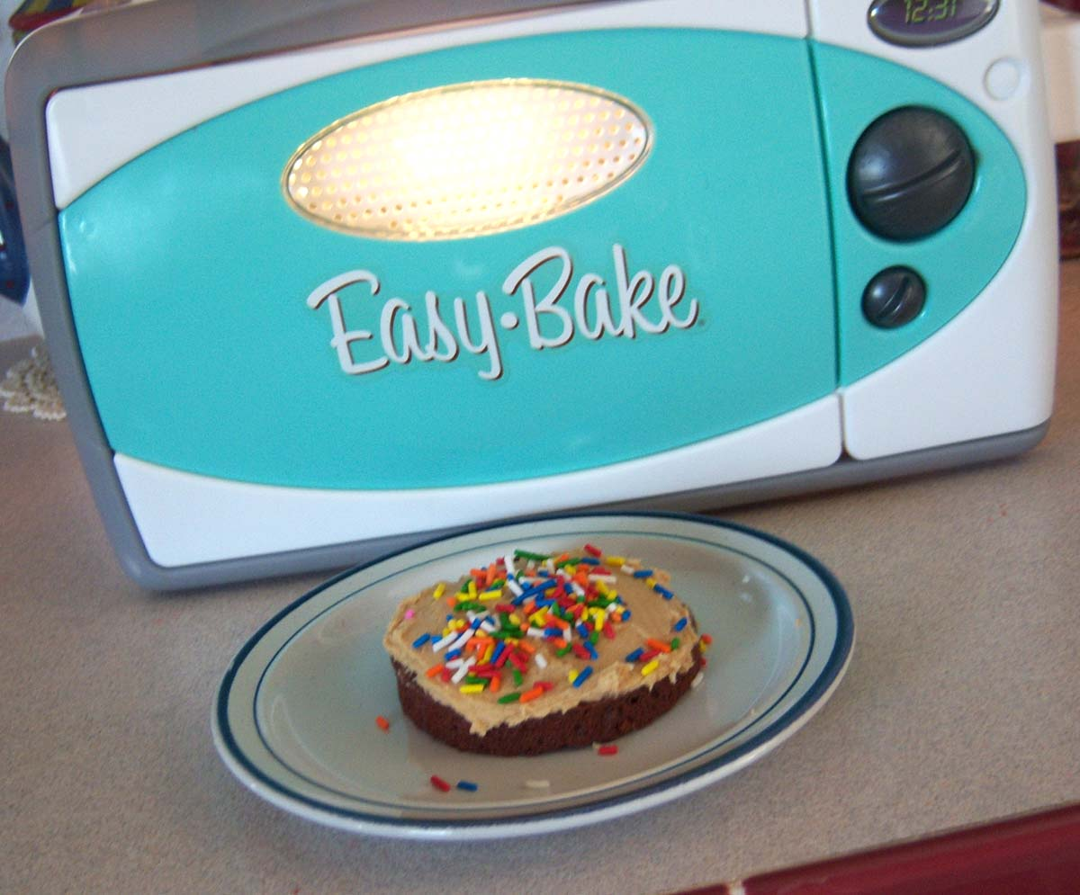 How To Use Easy Bake Oven With Regular Cake Mix