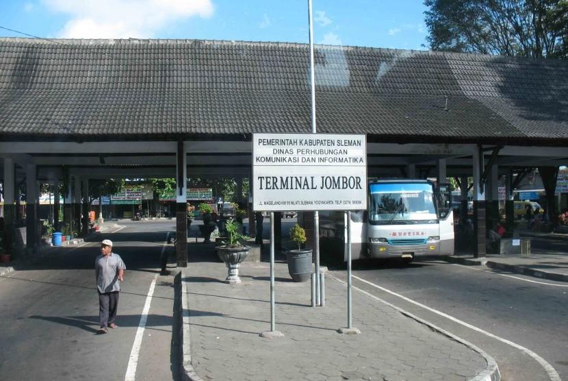 Terminal Jombor Yogyakarta