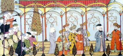 III. Ahmed'in oğulları Süleyman, Mustafa, Mehmed ve Beyezid için yapılan sünnet düğünleri