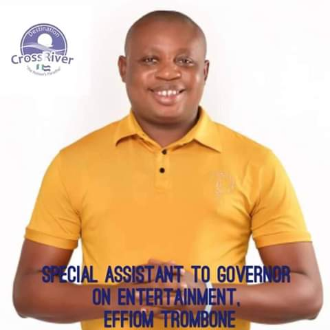 GIST: AYADE APPOINTS POPULAR MUSICIAN AS AIDE ON ENTERTAINMENT IN CROSS RIVER