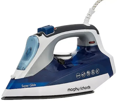Morphy Richards Super Glide Steam Iron | Best Steam Irons for Home Use in India | Best Steam Iron Reviews