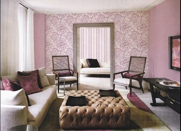 model papier peint pour salon. Black Bedroom Furniture Sets. Home Design Ideas