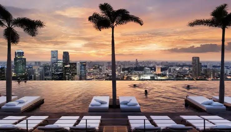 Staycation Singapore Marina Bay Sands