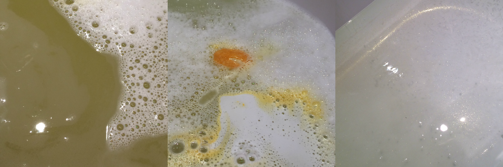 Lush Golden Egg Bath Bomb