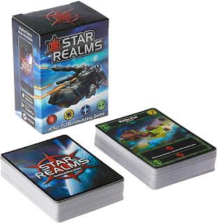 Star Realms el juego de cartas