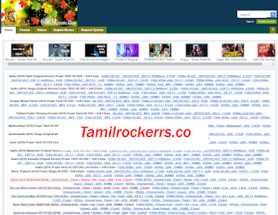 Tamilrockerrs.co- 2020 HD Tamil Movies Download Tamilrockerrs co
