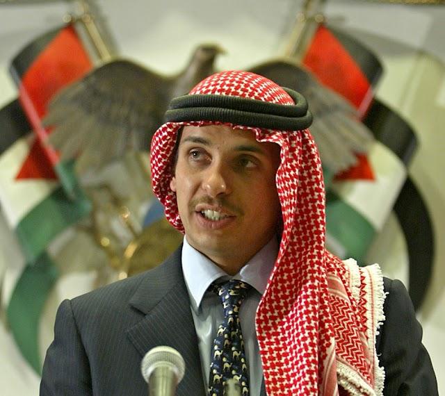 Príncipe da Jordânia promete lealdade ao rei Abdullah II após mediação da família real