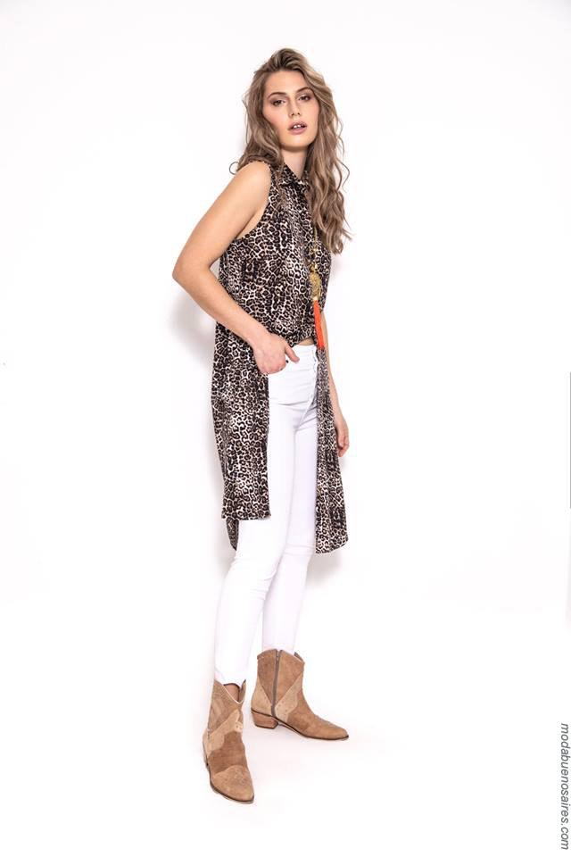 Camisolas primavera verano 2020 moda mujer.