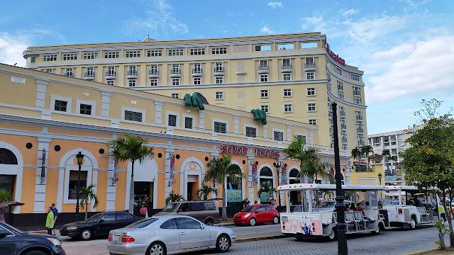 Puerto Rico, USA, American