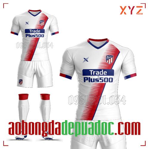 Áo CLB Atlentico Tự Thiết Kế Mã ATL-03 Đẹp Và Độc