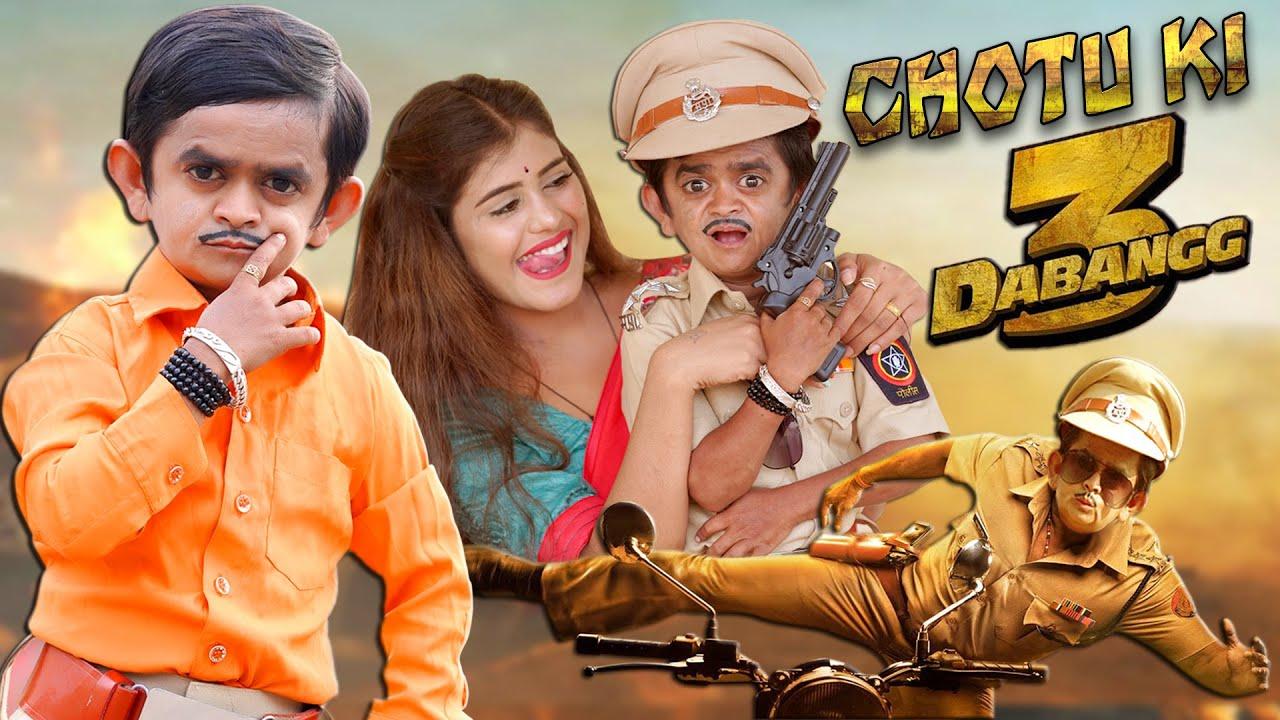 dabangg 3 spoof video viral on youtube chotu ki dabangg 3