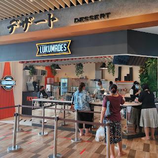 Review Lukumades Donat Yunani Yang lagi Firal di AEON Mall BSD