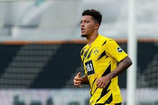 Manchester United ends bid for Borussia Dortmund winger Jadon Sancho