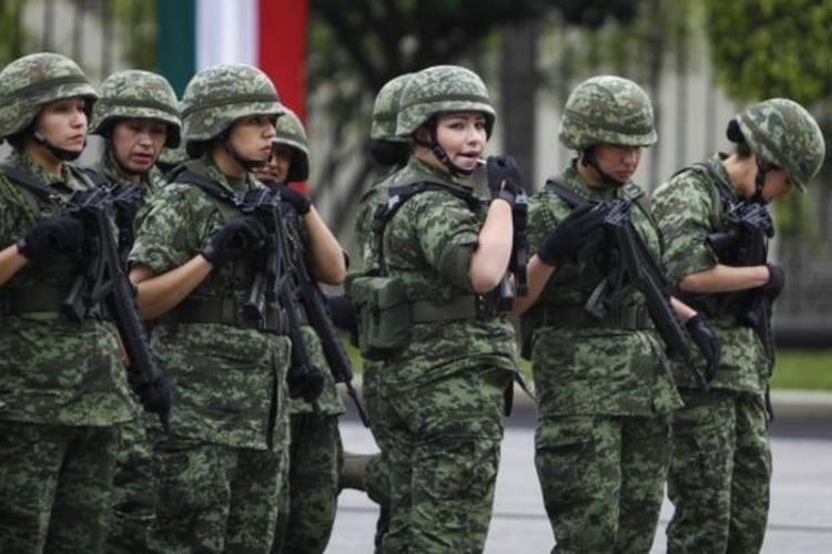 Busca Sedena reclutar a mujeres en Tamaulipas