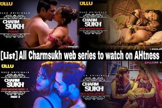 Charmsukh All Episodes sexy scene