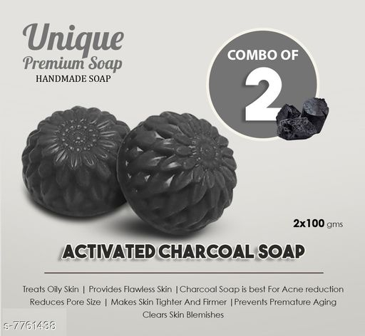 4 Best Activated Charcoal And Beetroot Soap For Skin Whitening, Acne