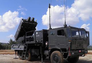 Sistem Rudal Spyder buatan Israel